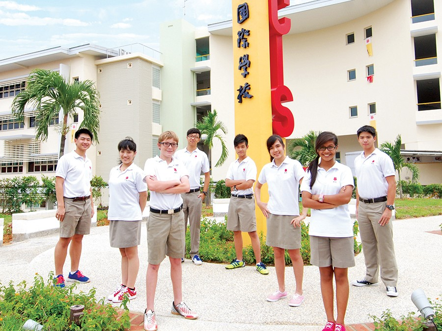 We're now in partnership with Hwa Chong International School