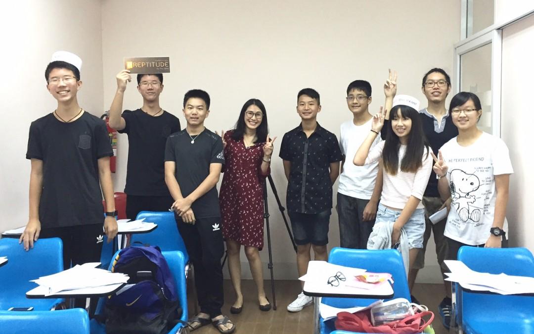 เตรียมสอบ AEIS  ที่เมืองไทย กับ Preptitude