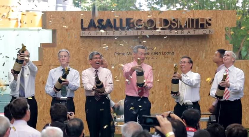 LASALLE Goldsmiths