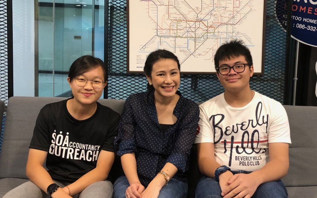 ชีวิตในรร.รัฐบาลที่สิงคโปร์เป็นยังไง มาคุยกับพร้อมและใบตอง นักเรียนไทยในสิงคโปร์กัน