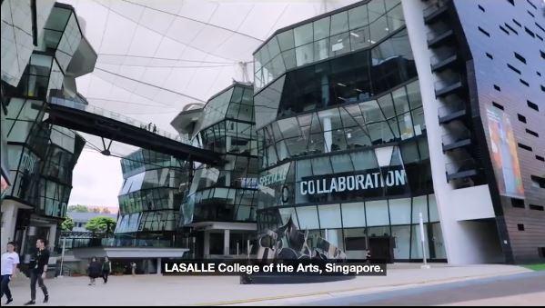 รับส่วนลดค่าเรียน S$3,500 เมื่อสมัครเรียน Certificate in English for the Creative Arts กับ LASALLE ภายใน 15 มิ.ย. 63